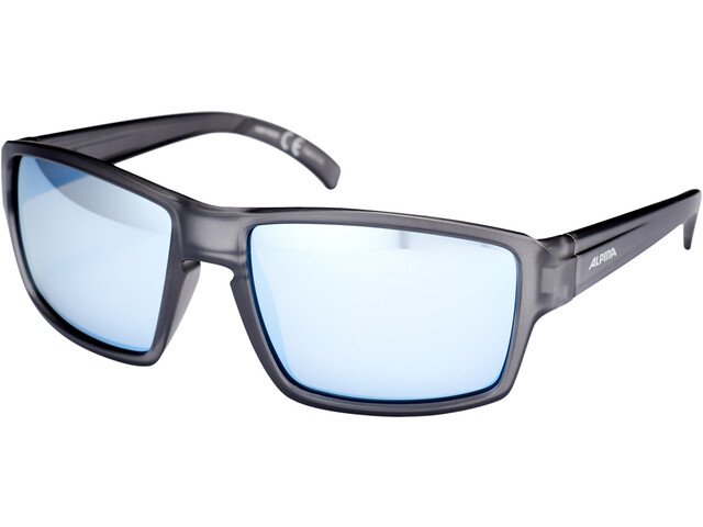 Alpina Melow Glasses grey transparent matt